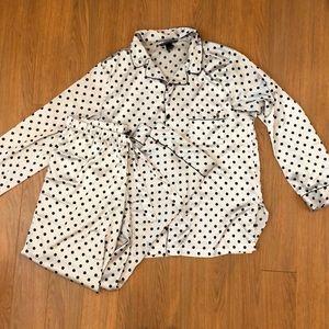 Victoria's Secret silk pyjamas